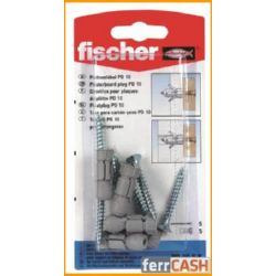 TACO CARTON Y YESO C/TORN PD 8 SK NV 90914 FISCHER 7/15